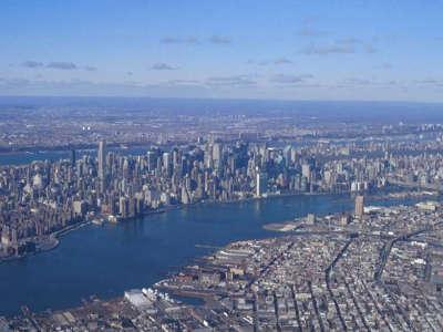 New York Manhattan Island