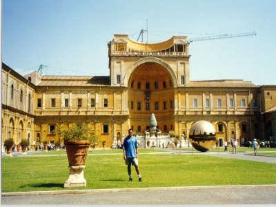 Rome Vaticanmuseum