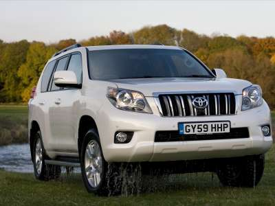 2010 Toyota Land Cruiser Price 05
