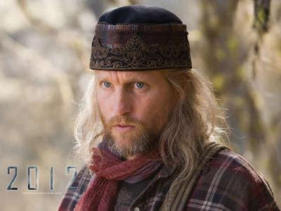 Woody Harrelson in Movie 2012