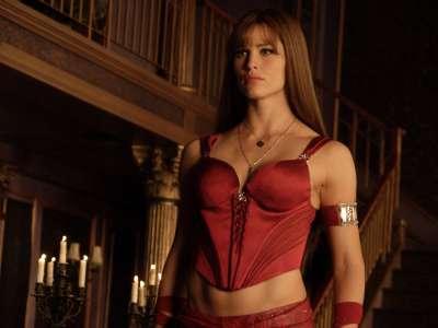 Jennifer Garner in movie Elektra