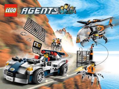 Lego Agents