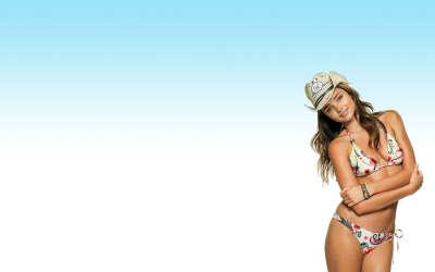Miranda Kerr - Swimsuit