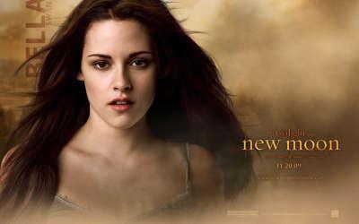 Bella - The Twilight Saga, New Moon