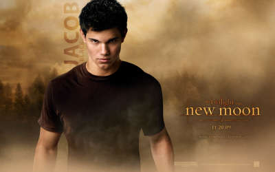 Jacob - The Twilight Saga, New Moon