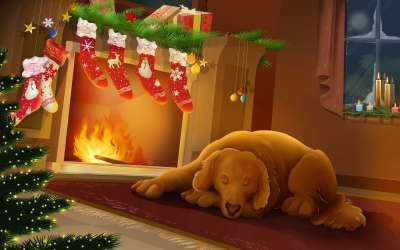 Christmas Night 1680x1050