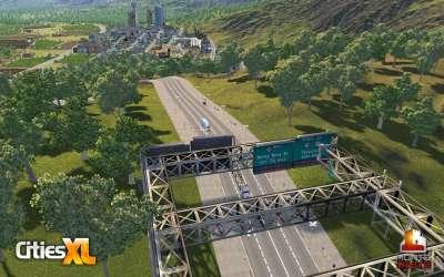 Distant Farm City