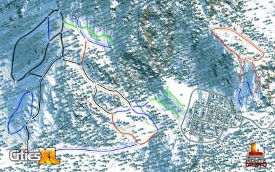 Cities Ski Plan