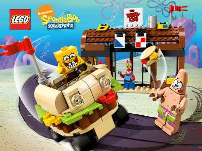 Lego Spongebob Squarepants