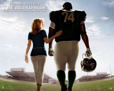 Movie The Blind Side with Sandra Bullock