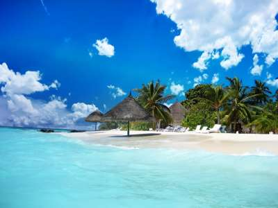 Amazing Sand Beach