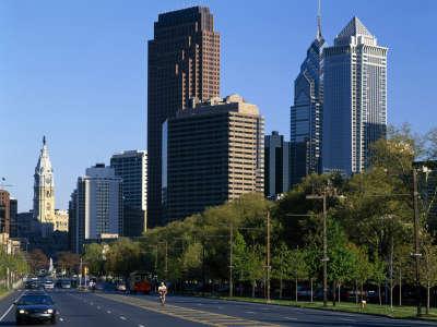 Philadelphia Pennsylvania Downtown