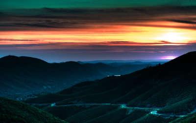 Dawn Valley