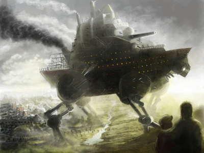 Fantasy War Machine