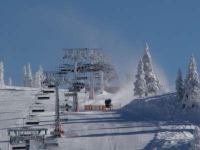 Hochkar - Ski Lift