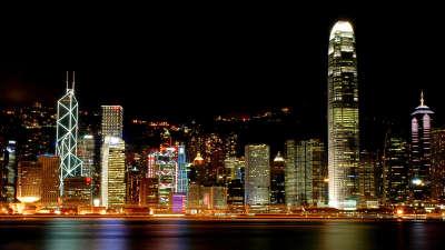 Hong Kong Nights Hot Victoria Habour