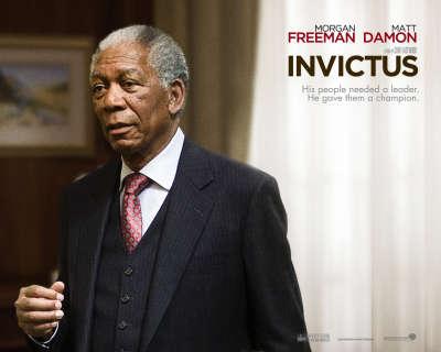 Invictus - Morgan Freeman