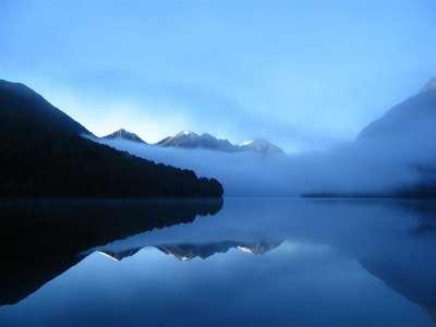 Lake Gunn New Zealand
