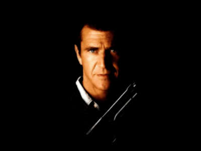 Mel Gibson Lethal Weapon 4