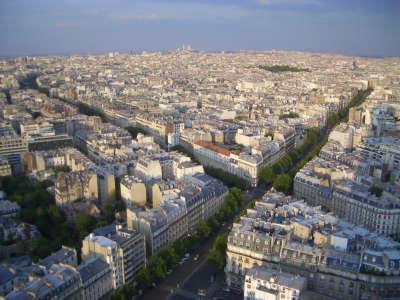 Paris Downtonw