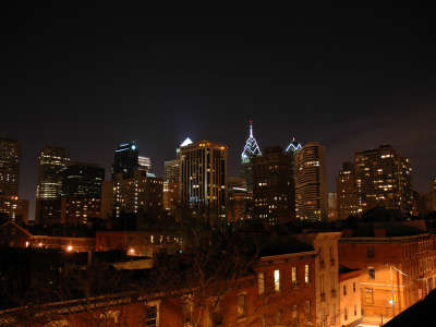 Philadelphia Skyline2