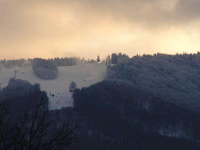 Winter Ski Resort - Pohorje