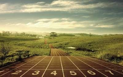 Running Road