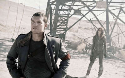 Sam Worthington Terminator Salvation
