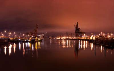 Harbor In Seattle