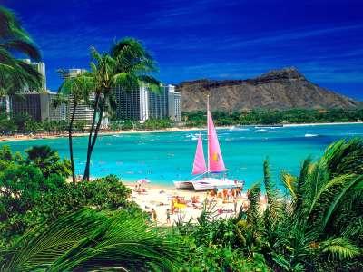 Waikiki Oahu Hawaii