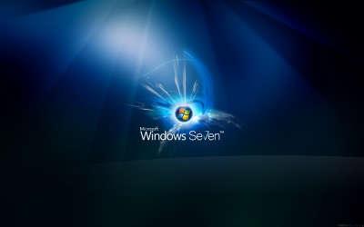 Windows Seven Glow