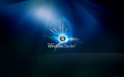 Windows Seven Glow