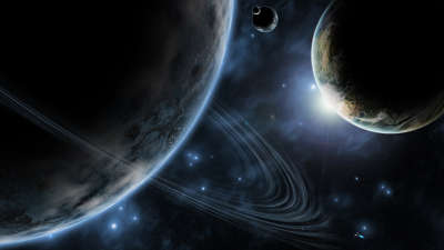 Space Home World