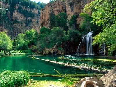 Hanging Lake Glenwood Canyon Colorado