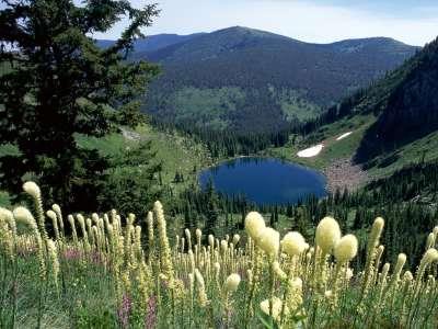 Hidden Lake Superior Montana