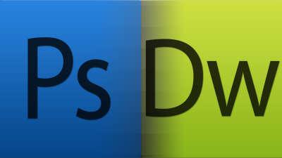 Adobe Photoshop And Dreamweaver