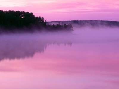 Dawn Ensign Lake Boundary Waters Canoe Area