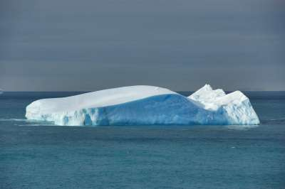 Ice Island in Antartica