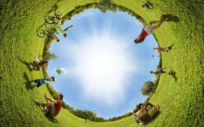 Rounded World