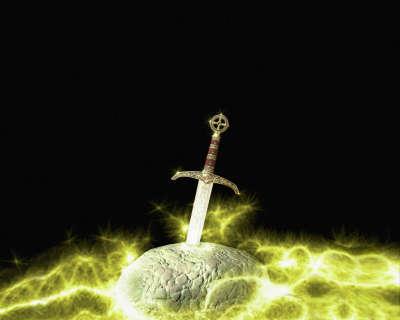 Sword in The Rock