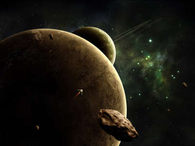 Universe  Planet