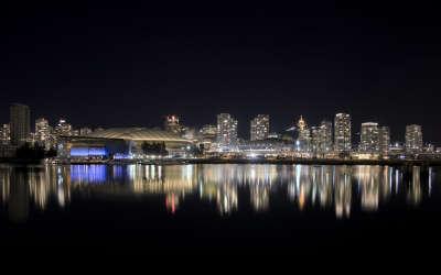 Canada - Vancouver Cityscape