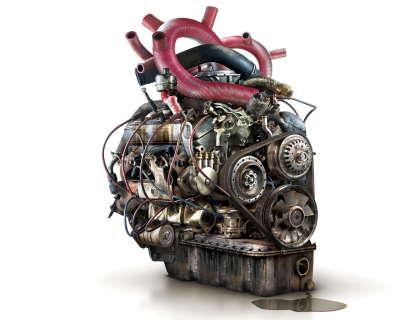 Motor Machine