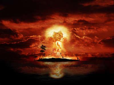 Fire On Island