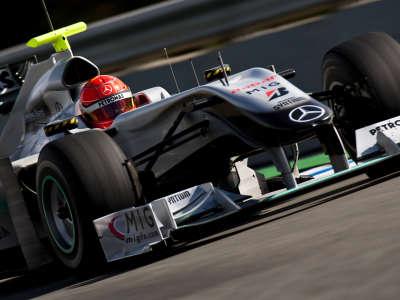 Formula1 Mercedes GP