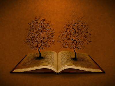 Book and Trees