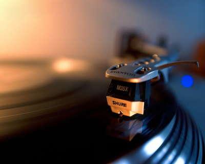 LP Plate