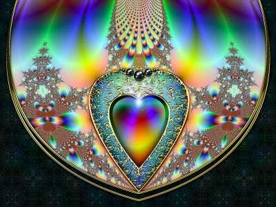Rainbow Fractals