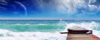 Waved Beach