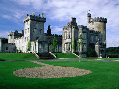 Dromoland Castle Ennis County Clare in Ireland